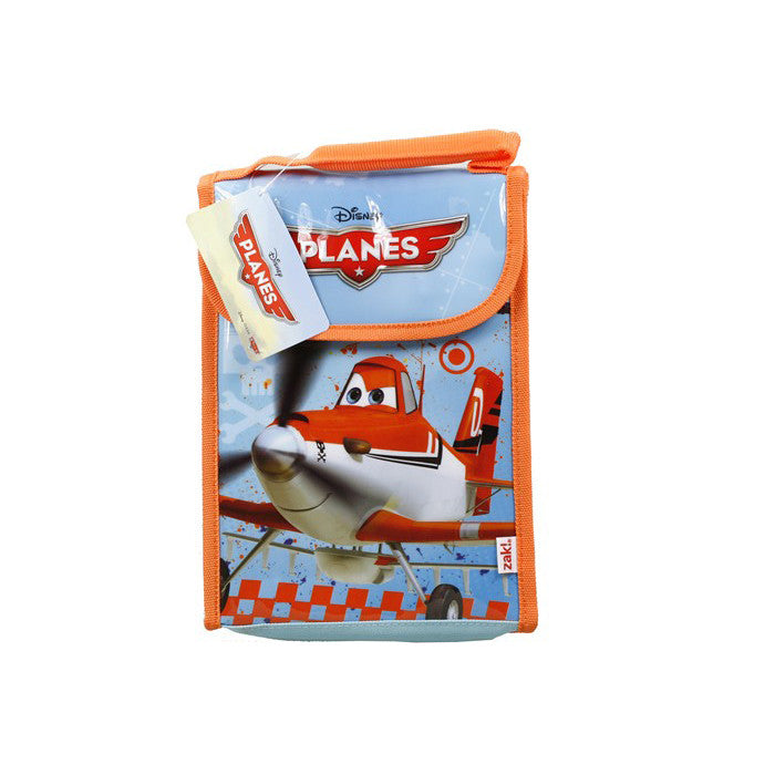 Zak! Disney Planes Insulated Kids School Lunch Berg Bag