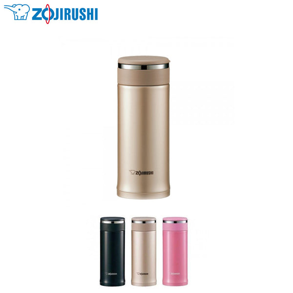 Zojirushi SM-JD36 Stainless Steel Vacuum Insulated Bottle 360mL 0.36L