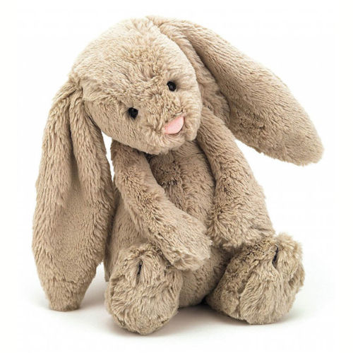Jellycat Bashful Bunny Medium 31cm in Beige