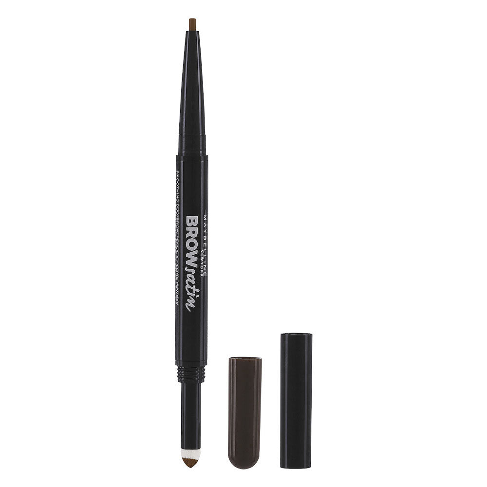 Maybelline Brow Satin Pencil Powder Duo - Black Brown