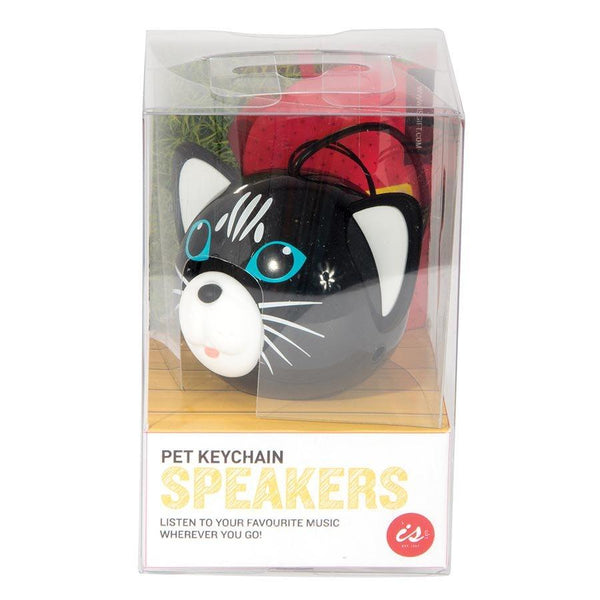 IS Gift Keychain Speakers - Cat or Dog
