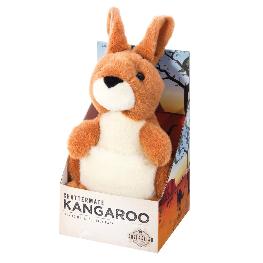 IS Gift Australian Collection ChatterMate - Kangaroo