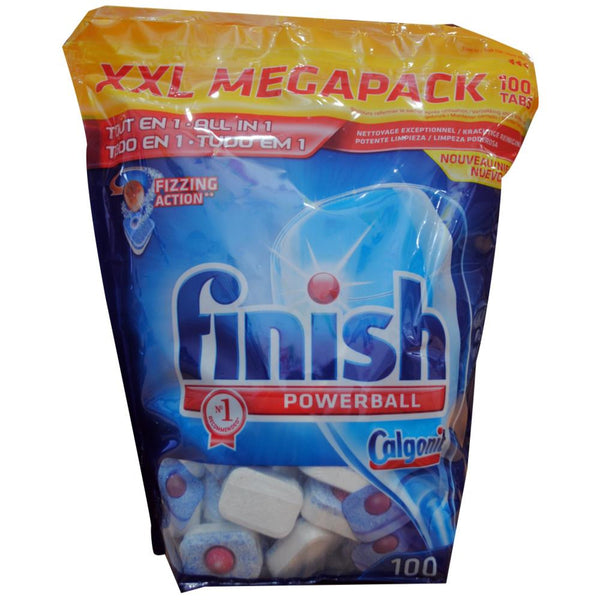 Finish All in 1 Powerball 100 Tablets