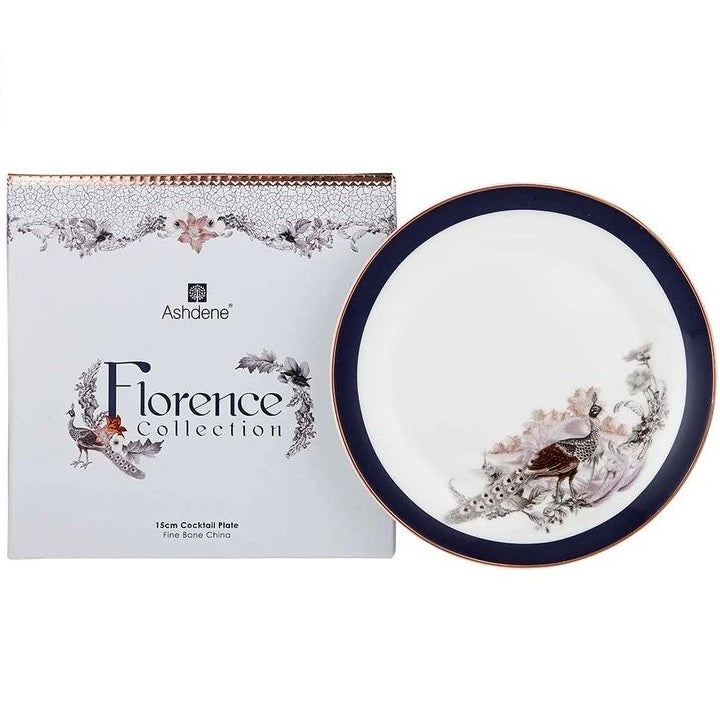 Ashdene Florence 15cm Cocktail Side Plate