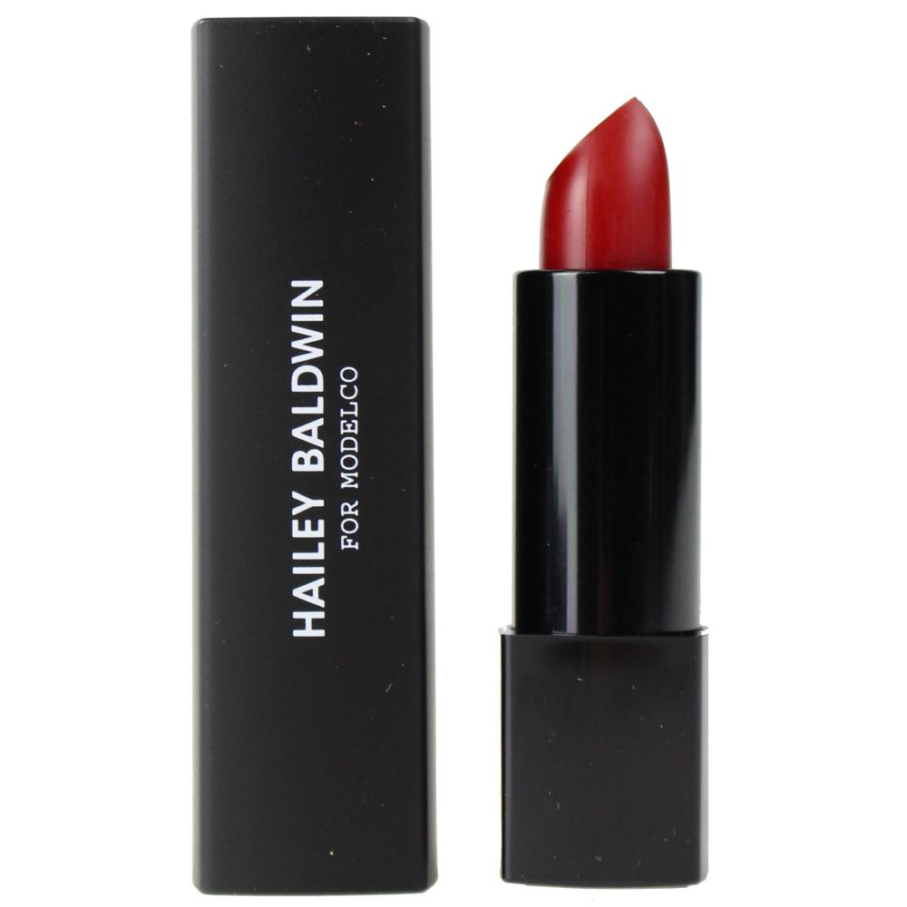 ModelCo Hailey Baldwin Perfect Pout Lipstick - Semi Matte