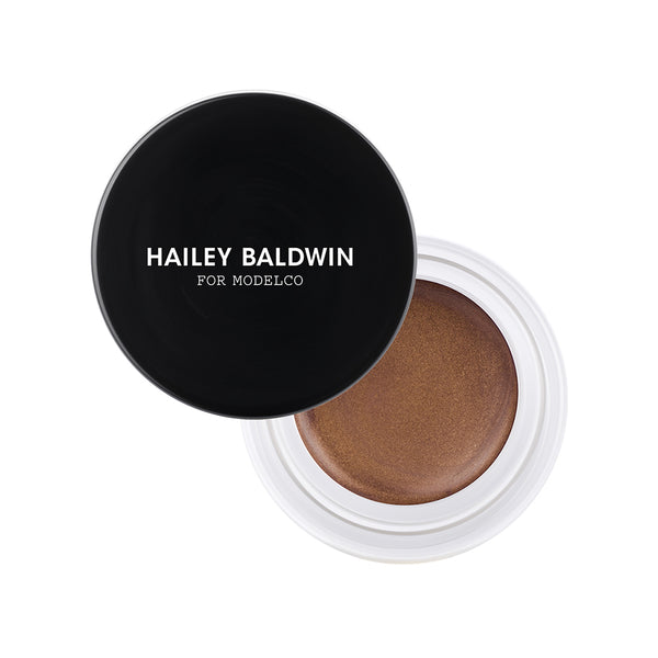 ModelCo x Hailey Baldwin On The Glow Cream Highlighter Bronze 4.5g
