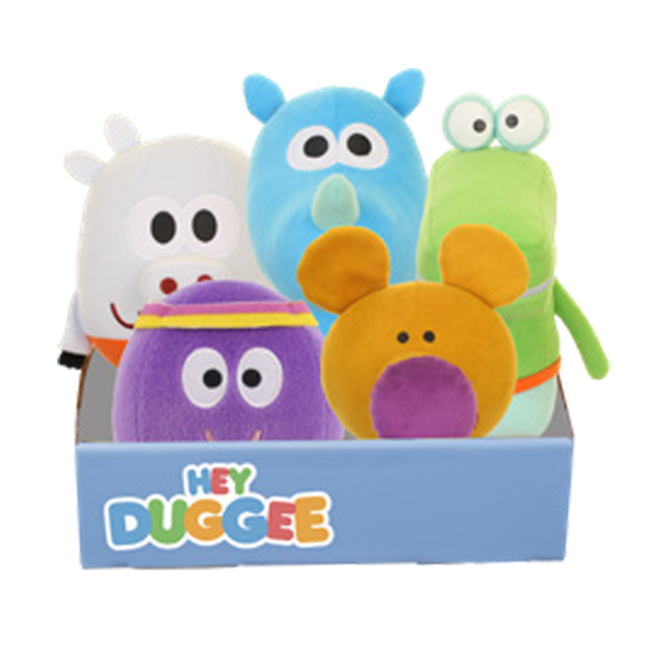 Hey Duggee Talking Squirrel Soft Toys Plush Approx 20cm
