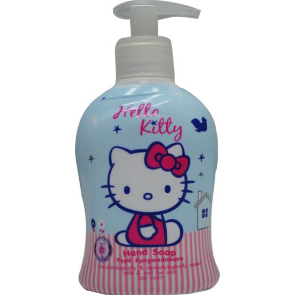 6 of Sanrio Licensed Hello Kitty Liquid Hand Soap 300mL