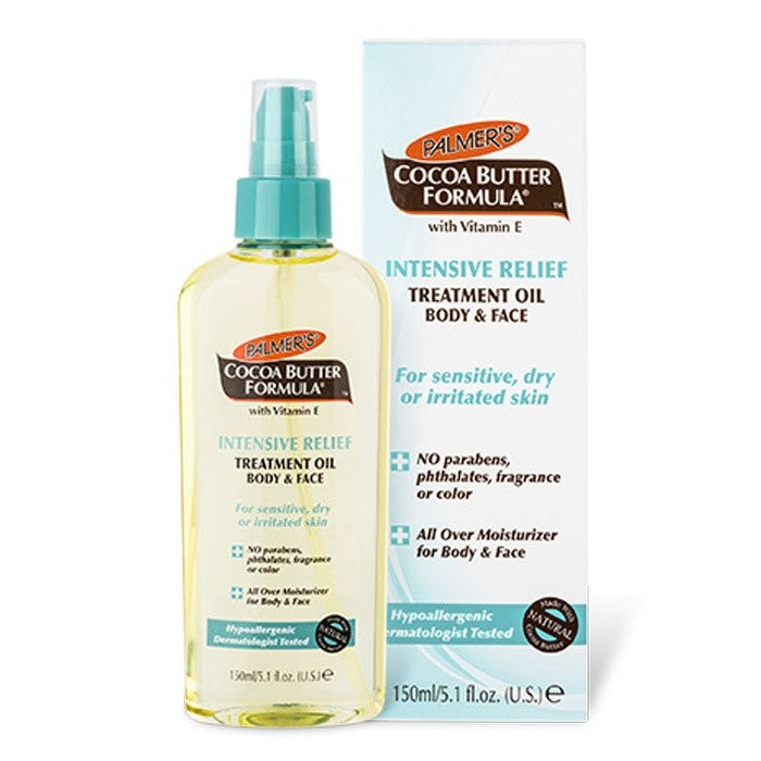Palmer's Cocoa Butter Formula Intensive Relief Treatment Oil for Body & Face