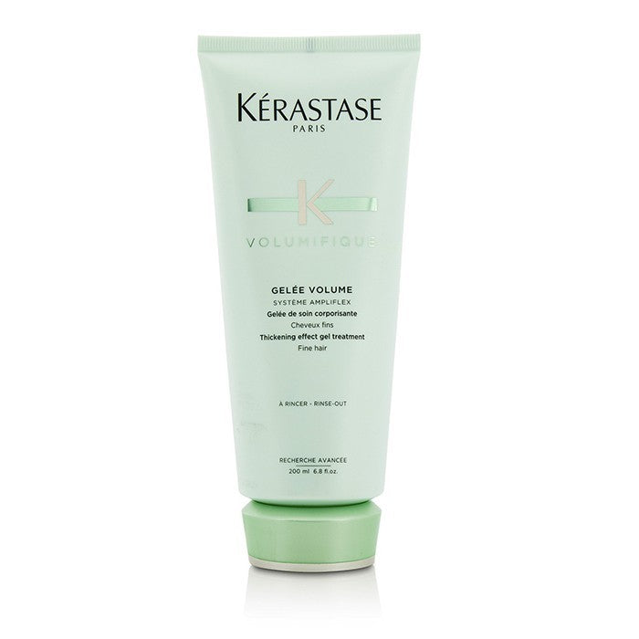 Kerastase Volumifique Thickening Effect Gel Treatment (For Fine Hair) 200mL