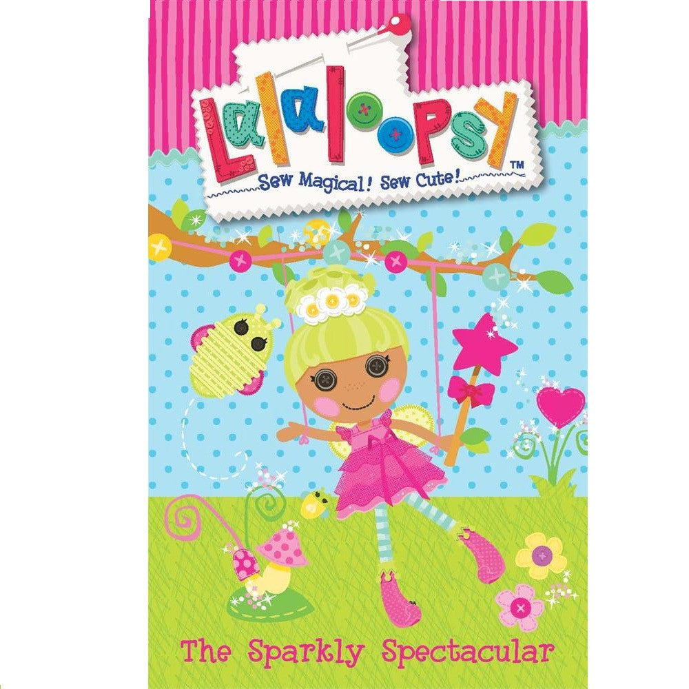 Lalaloopsy The Sparkly Spectacular