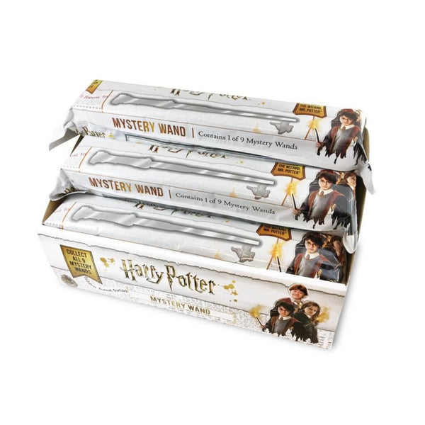 Harry Potter Mystery Wand 30cm - Includes Wand Box & Bookmark