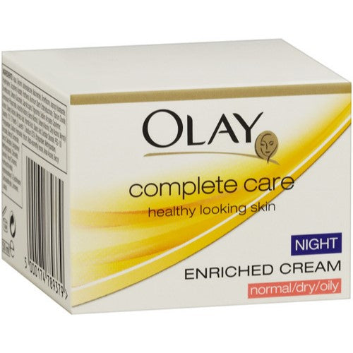 Olay Complete Care Enriched Night Cream 50mL
