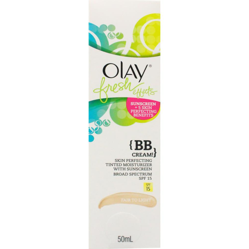Olay Fresh Effects BB Cream 50mL