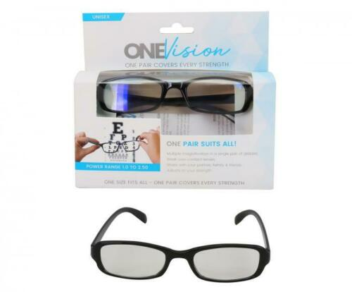 Adjustable Reading Glasses Readers +1 TO +2.75