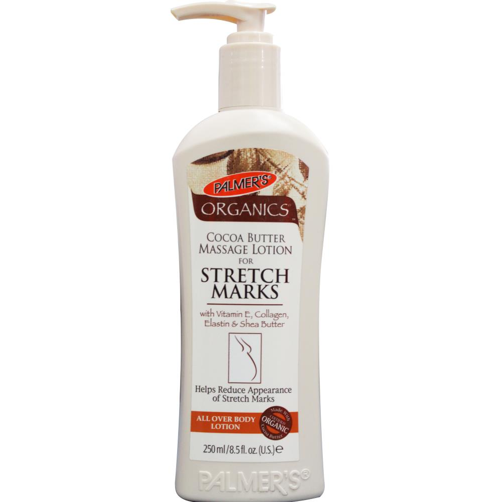 Palmer's Organics Cocoa Butter Massage Lotion for Stretch Marks 250mL