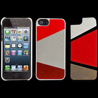 Quirky Pegit Modular Case for iPhone 5/5s - Available in 3 colours