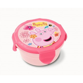 Peppa Pig Tableware - Snack Pot, Lunch Box, Cutlery Set, Tumbler, Bottle to choose from