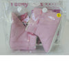 Teeny Toes Baby Infant Pink Boots 0-6 Months OR 6-12 Months