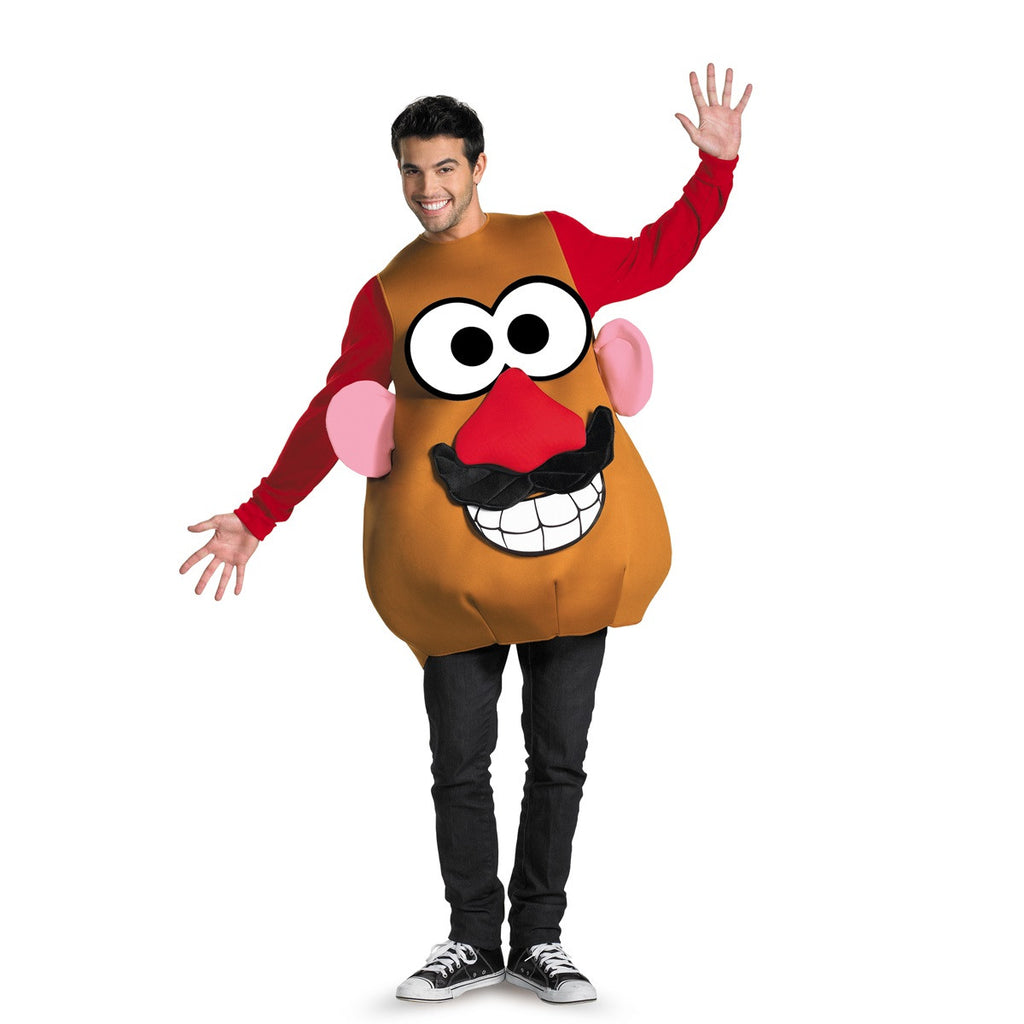 High Quality Adult Mr Potato Head Costume