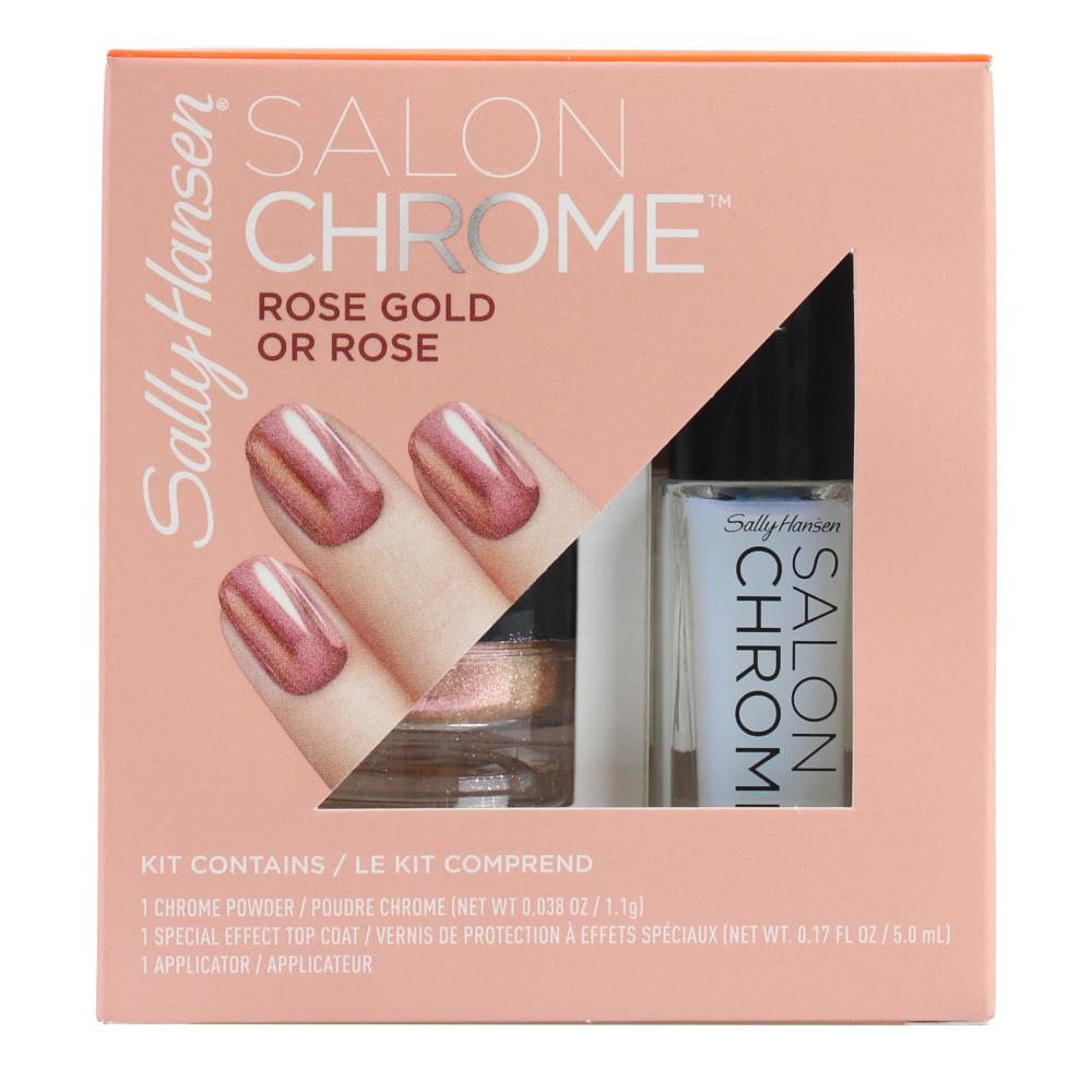 Sally Hansen Salon Chrome Kit