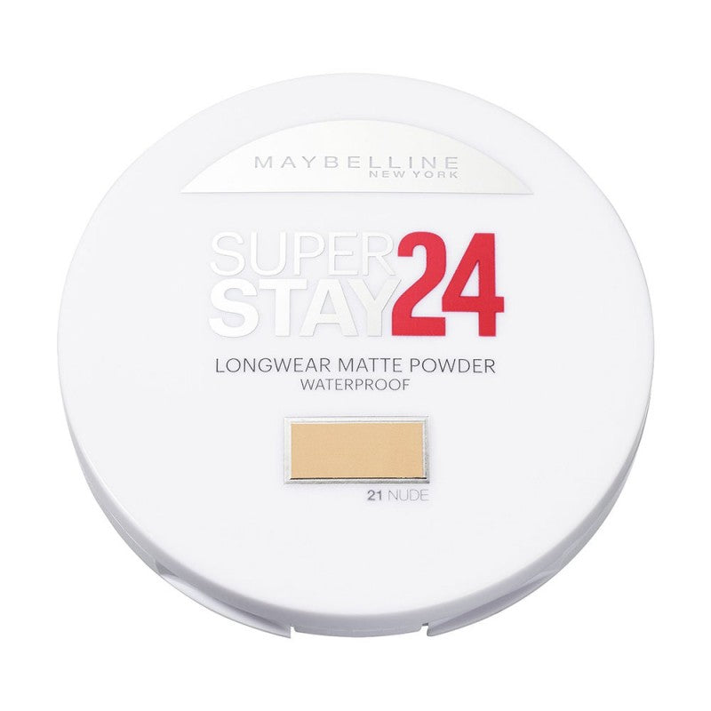 Maybelline Superstay 24HR Longwear Matte Powder Waterproof - 21 Nude