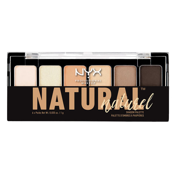 NYX The Natural Shadow Palette - TNS01