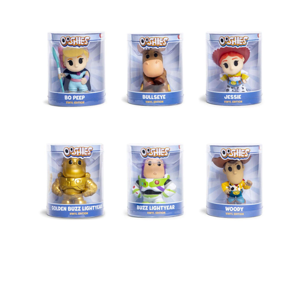 Ooshies Toy Story 4 Vinyl Edition 4