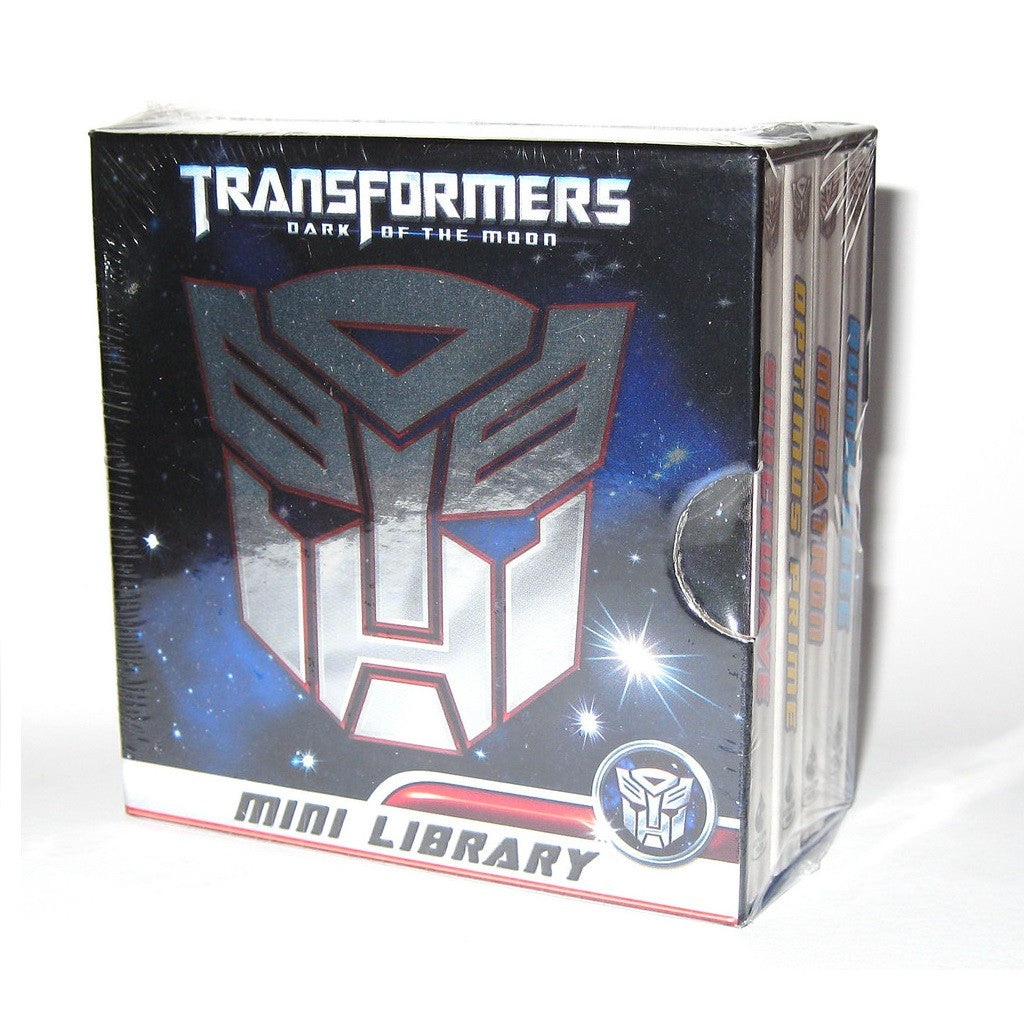 Transformers Dark of the Moon Mini Library