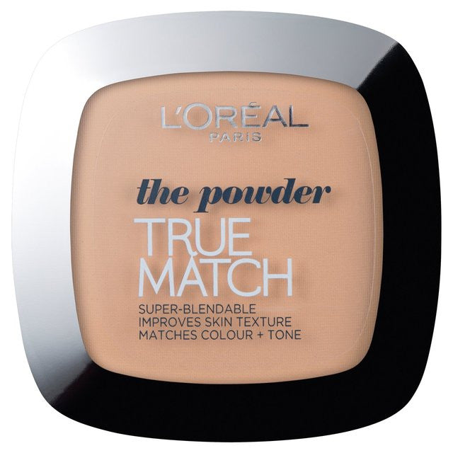L'Oreal The Powder True Match Super Blendable W3 Golden Beige