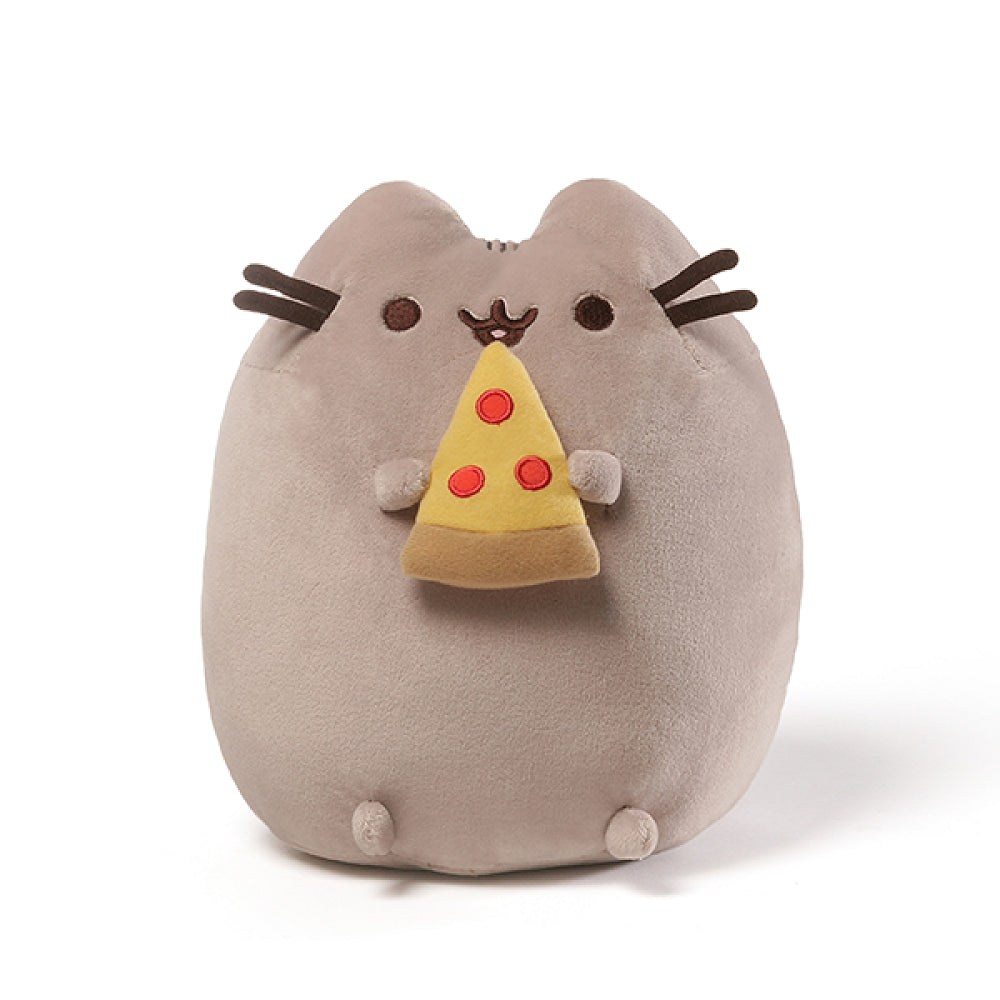 Pusheen the Cat with Pizza 24cm by Gund