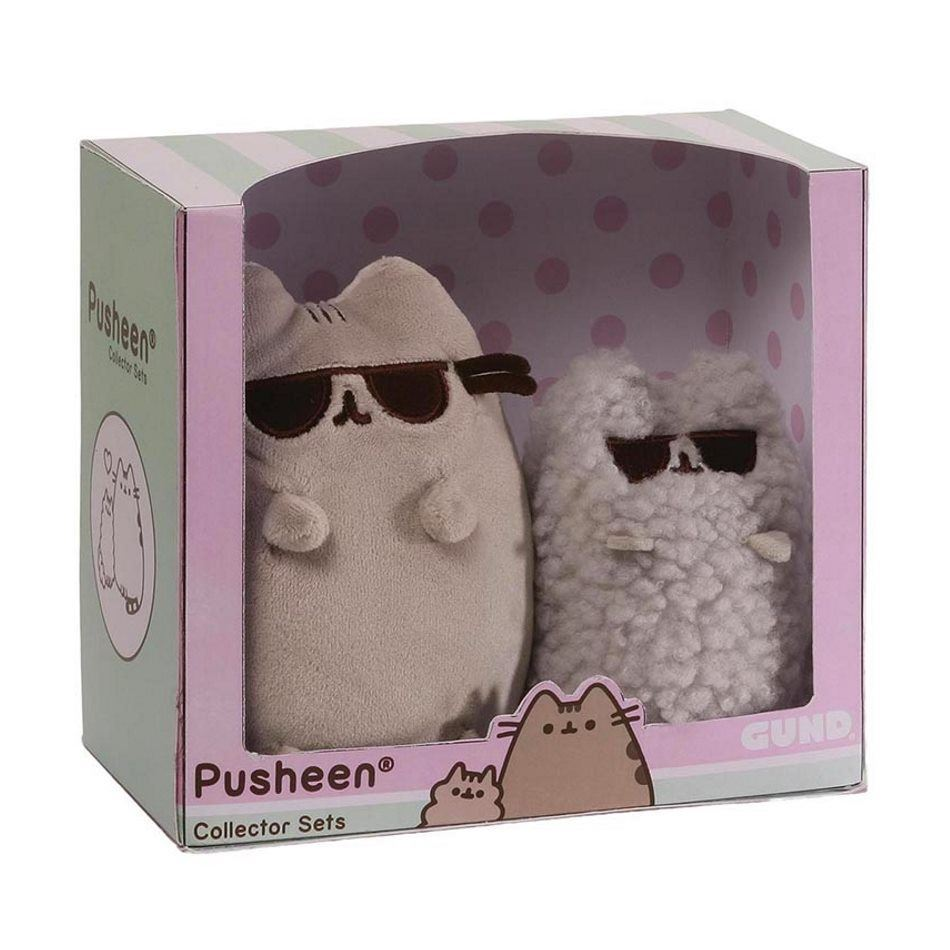 Pusheen the Cat Sunglasses Collectible Set Licensed by Gund