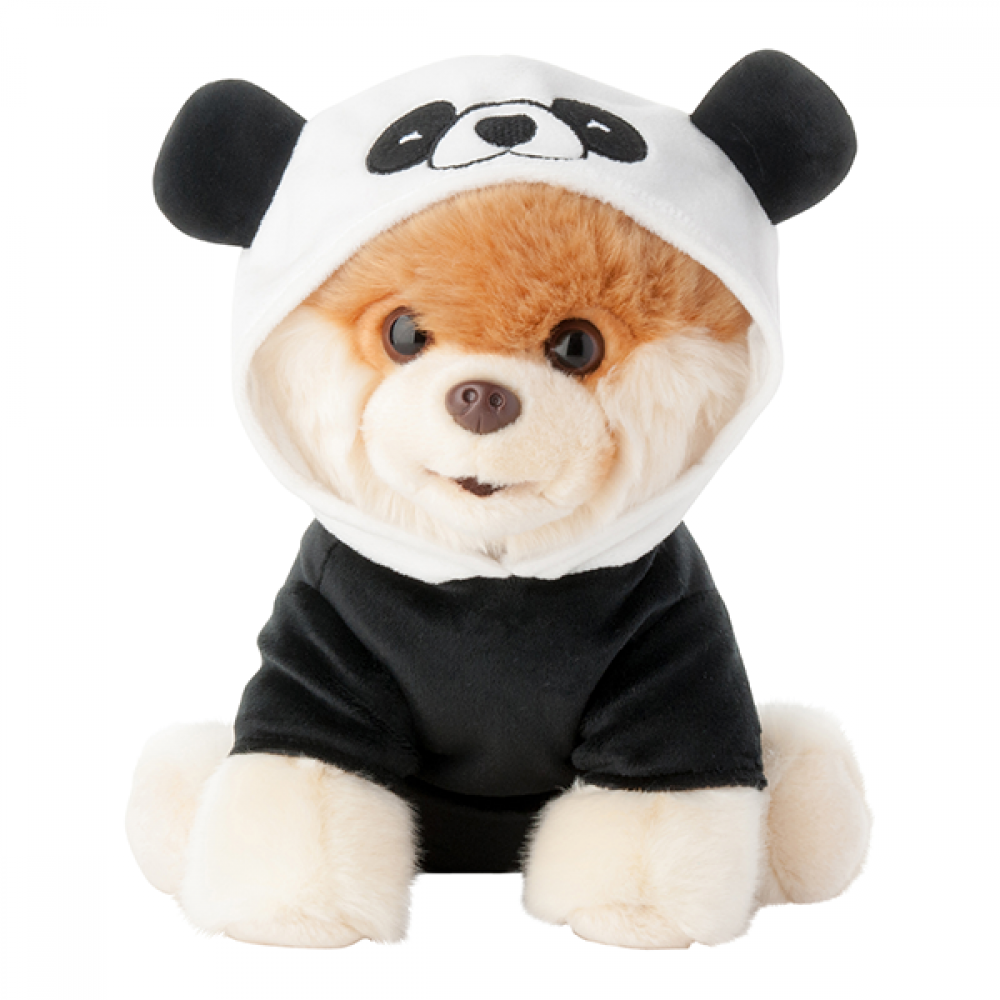 Boo - The World's Cutest Dog Dressed as Panda Plush 22cm
