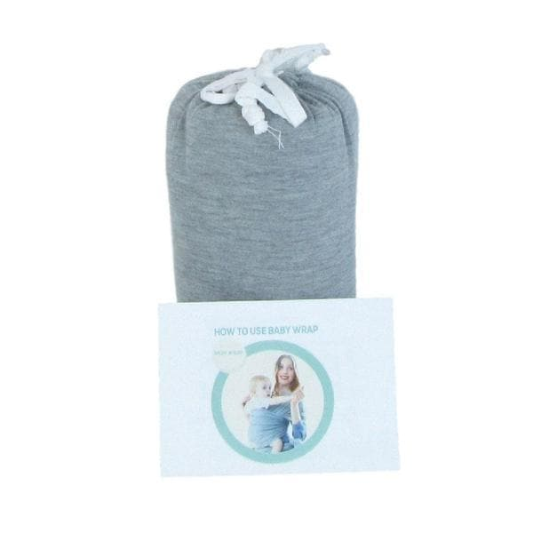 Baby Carrier Wrap in Grey