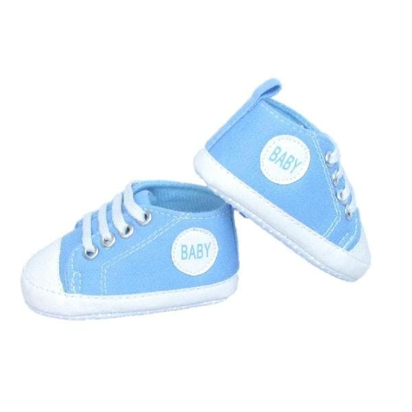 Blue Shoes & Essentials Baby Gift Box