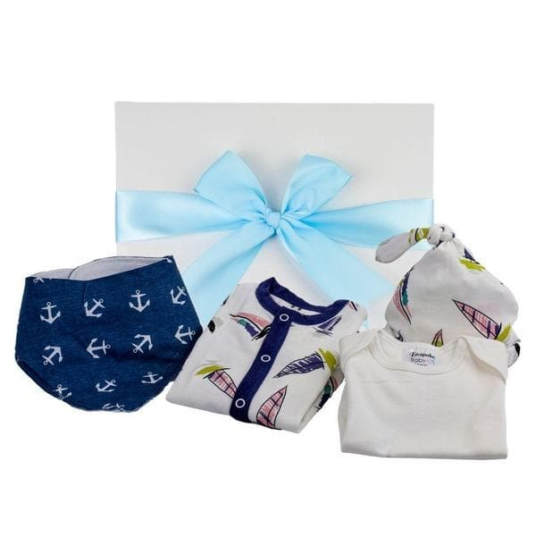 First Mate Baby Gift Box