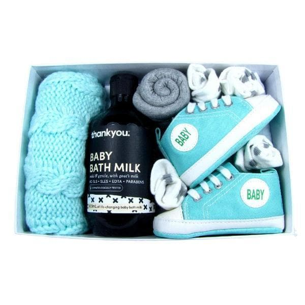 green shoes & essentials baby gift box. unisex baby gifts, best unisex baby gifts, Unisex gift ideas, unisex baby gift sets, good unisex gifts, unisex baby shower gifts, Unique Baby Gifts. unique baby gifts australia, unique baby shower gifts, newborn baby gifts australia, newborn baby boy gifts, newborn baby gift ideas, newborn baby girl gifts, bespoke baby gifts.