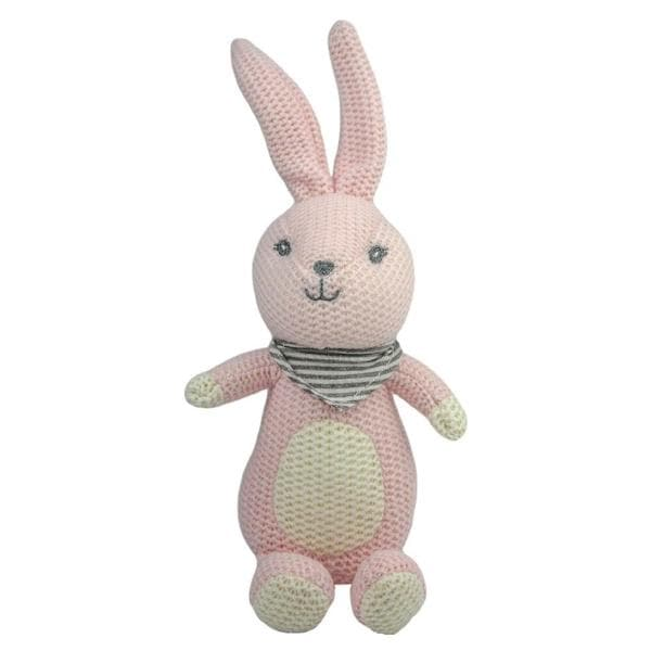 Knitted Bunny Toy
