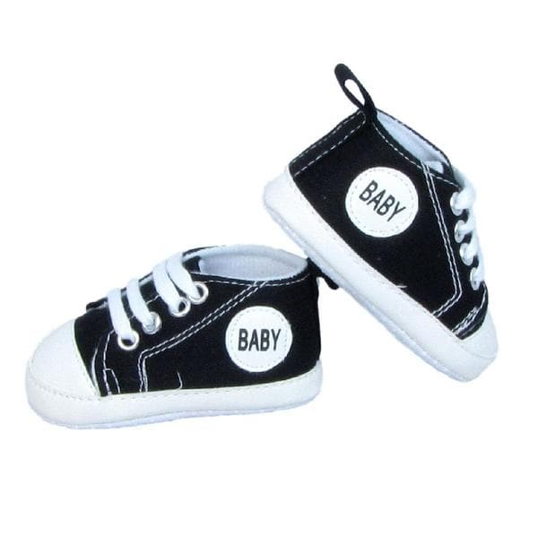 My First Black Shoes Baby Gift