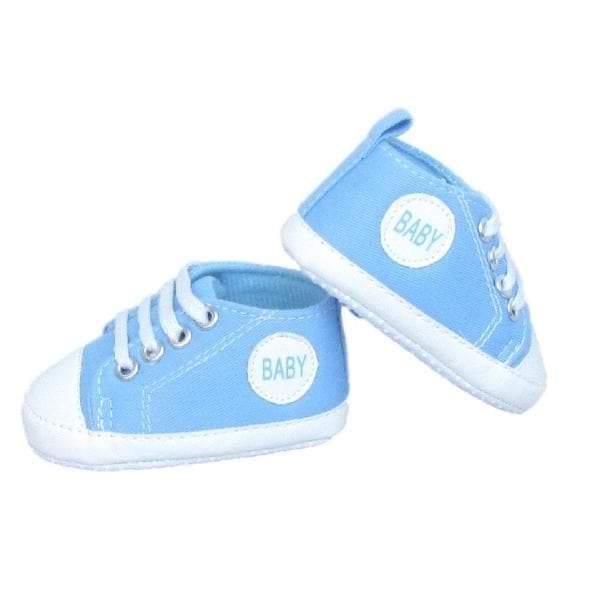 My First Blue Shoes Baby Gift