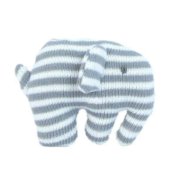Squeaky Elephant Toy. Bespoke Baby Gifts | Baby Shower Gifts | Baby Presents | Newborn Baby Girl and Baby Boy Gifts. Unique Gifts delivered to Australia wide