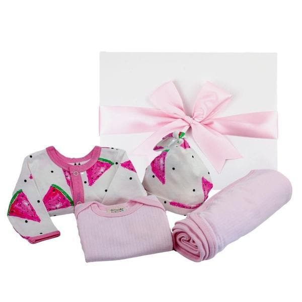 Watermelon Delight Baby Girl Gift