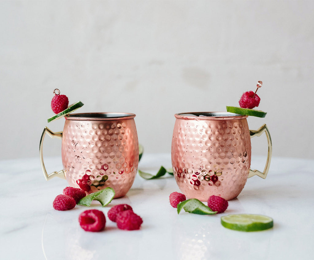 What Drinks Are Served In A Copper Mug