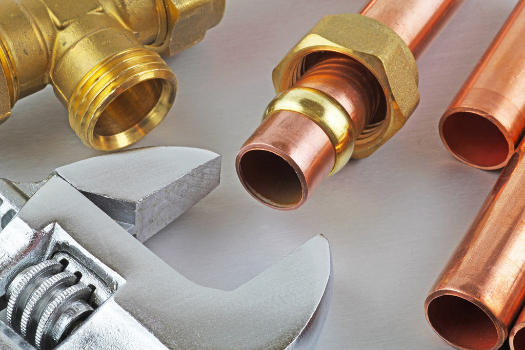 Advantages of Copper and PVC Water Pipes