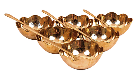 Bronze Bowl Set