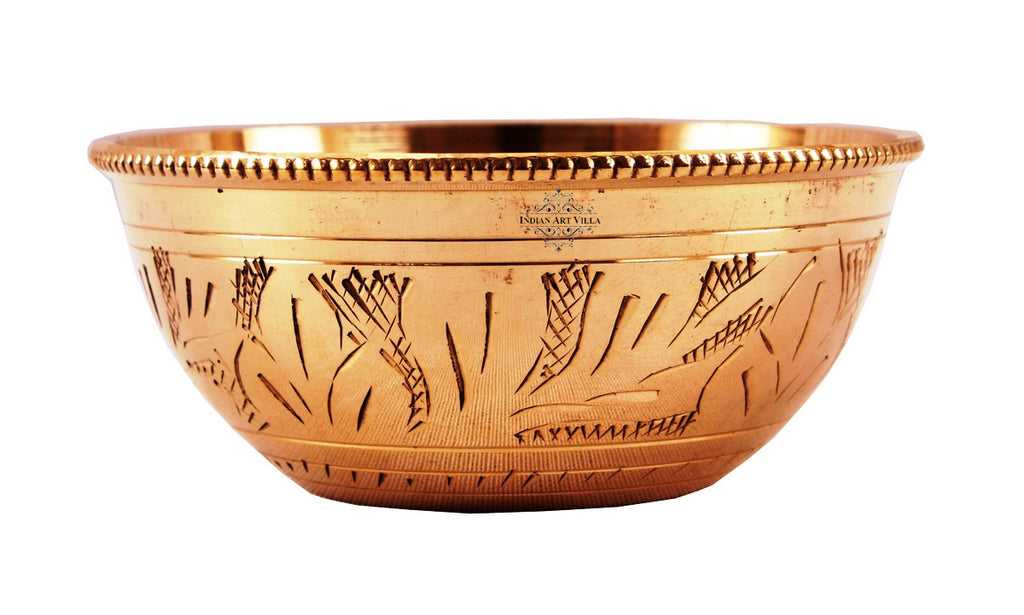 Brass Small Chutni Bowl -250 ML