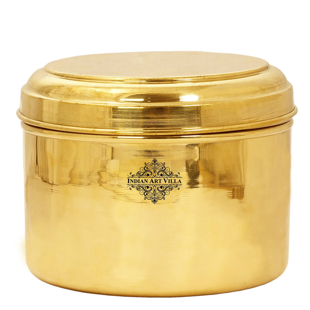Brass Storage Box Container,Storage Purpose