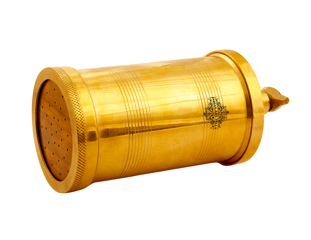 Brass Sancha Sev Maker