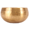 Brass Hammered Tibetan Singing Bowl