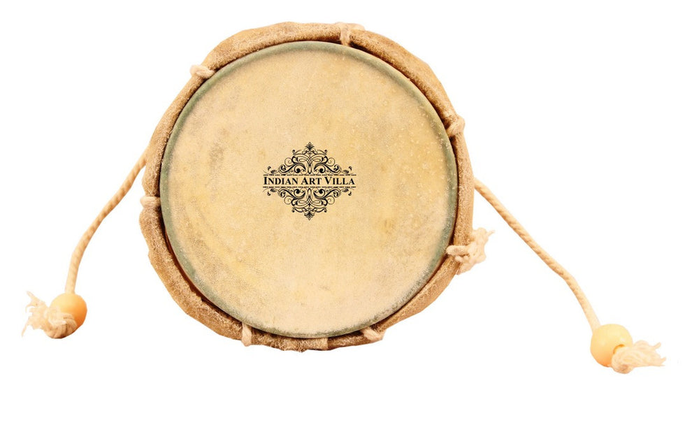 Brass Pellet Shiv Drum (Damaru)